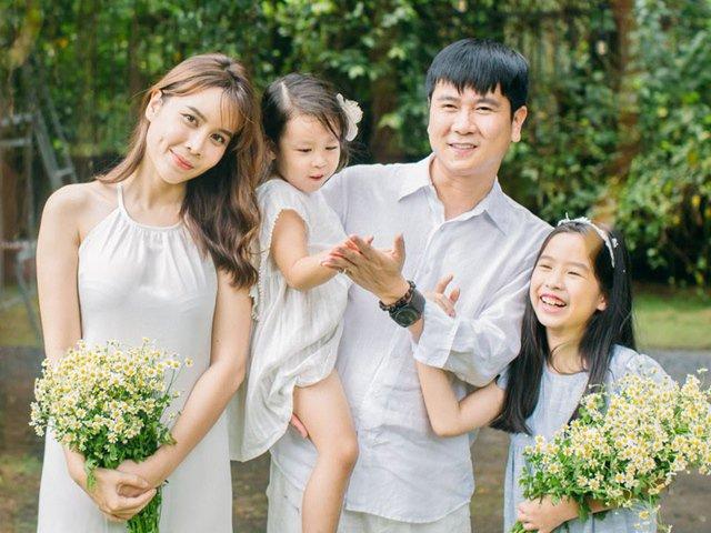 Rộ tin Lưu Hương Giang - Hồ Hoài Anh ly hôn dù mới khoe bộ ảnh gia đình hạnh phúc