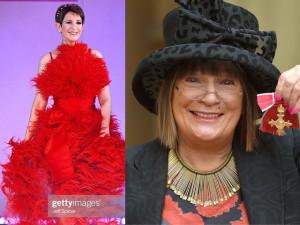 Thiết kế của Trần Hùng xuất hiện tại show thời trang từ thiện lớn tại Anh quốc
