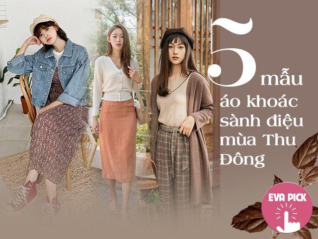 5 mẫu áo khoác đẹp giúp chị em tự tin lên đồ chuẩn phong cách Thu - Đông 2019
