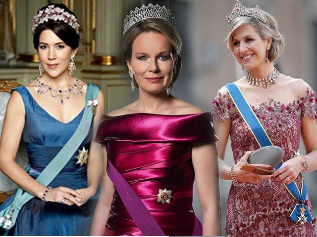 Những nhân vật Hoàng gia tuổi đã tứ tuần mà nhan sắc vẫn khuynh đảo thế giới