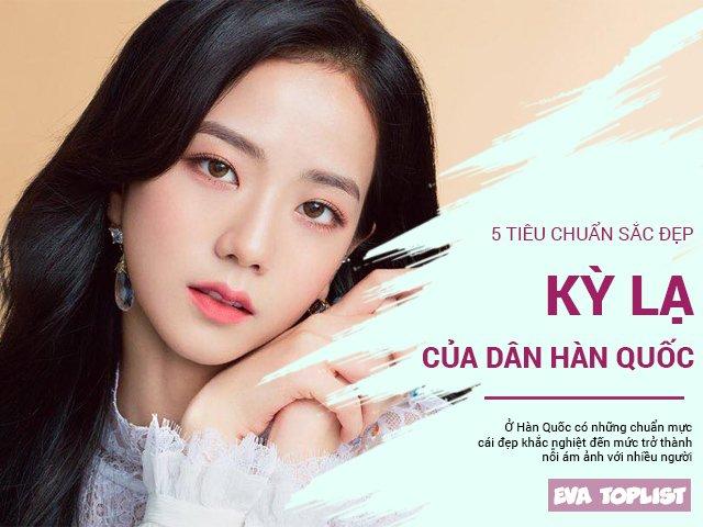 Dân Hàn Quốc cuồng sắc đẹp đến kỳ lạ, thậm chí còn sinh ra 5 chuẩn đẹp khó đỡ này
