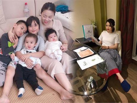 4 mẹ bỉm sữa mát tay kiếm tiền: Thất nghiệp ở nhà quay video cũng mua được ô tô