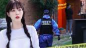 Cảnh sát bao vây hiện trường nơi Sulli tự tử, xuất hiện hình ảnh cuối cùng của nữ ca sĩ