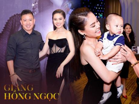 Giang Hồng Ngọc lần đầu công khai diện mạo con, xác nhận sắp làm đám cưới với chồng công chức