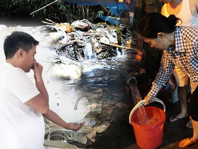Khuyến cáo không dùng nước của Công ty nước sạch sông Đà để ăn uống: Chất Styren có đáng sợ?