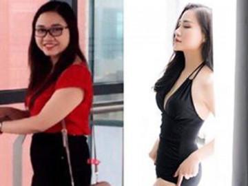 Người đẹp Hà thành tiết lộ cách giảm 21kg, để có vóc dáng thon gọn cho chị em