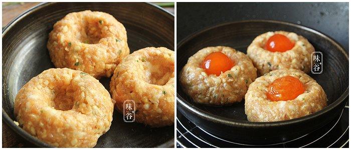 Trứng đúc thịt xưa rồi, làm thịt nhồi trứng kiều này từ trẻ con đến người già đều thích
