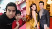 Diễn viên Thanh Bình đưa con trai đi chơi đúng ngày Phụ nữ mà không có Ngọc Lan