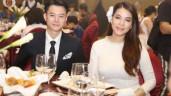 """""""Tình tin đồn"""" kém 14 tuổi hộ tống Trương Ngọc Ánh ra mắt dự án Trưng Trắc - Trưng Nhị"""