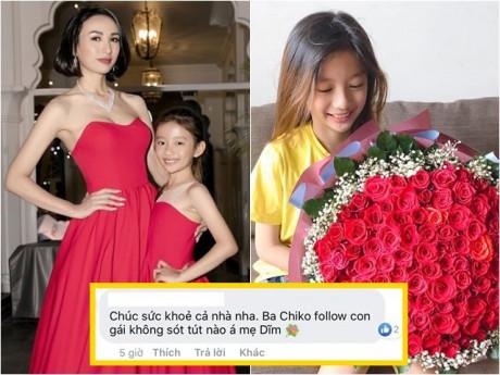 Sao Việt 24h: 7 năm qua, tình cũ Ngọc Diễm quan tâm cô và con gái bằng cách đặc biệt