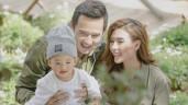 Mặc showbiz toàn tin ly hôn - chia tay, nhìn gia đình Thuý Diễm là thấy ấm áp lạ thường