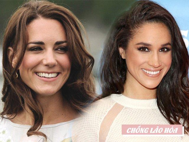 Bí quyết dưỡng da đơn giản đến ngỡ ngàng của những nàng dâu đẹp nhất Hoàng gia Anh