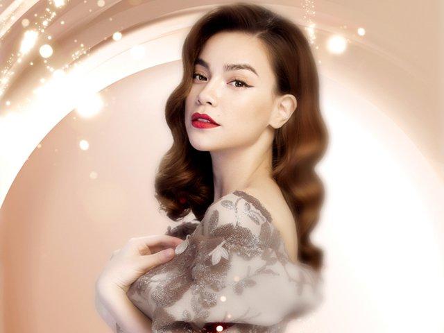 Sau thời gian vắng bóng truyền hình, Hồ Ngọc Hà tái xuất làm giám khảo Gương mặt thân quen 2019