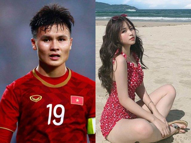 Bị đồn yêu hot girl gây sốt báo Trung Quốc, Quang Hải phản ứng chuẩn thanh niên cứng