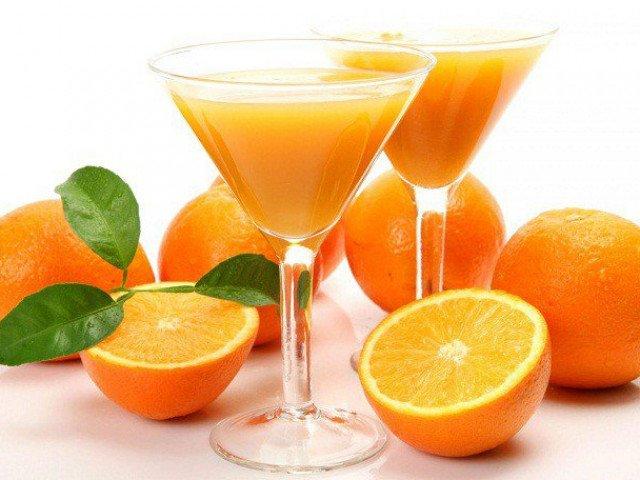 Những cấm kỵ độc kinh hoàng khi uống nước cam không phải ai cũng biết