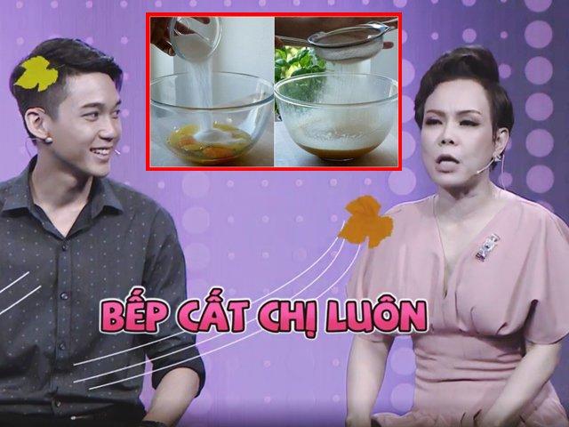Việt Hương bị cấm vào bếp chỉ vì làm thất bại món này, nhiều chị em mắc lỗi y hệt?