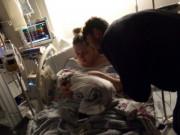 Bác sĩ bảo yên tâm về nghỉ ngơi, mẹ bầu đau đớn mất con sau vài ngày