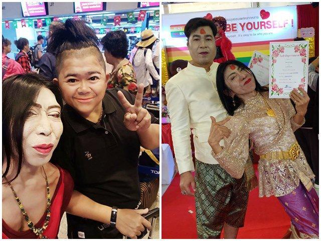 Cùng lúc sở hữu 2 chàng trai chung tình, gái già uốn éo Thái Lan bây giờ ra sao?