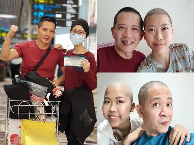 Đạo diễn Đỗ Đức Thành hỏa táng con gái ở Singapore, thông báo lễ tang tại Việt Nam