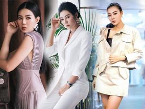 Sexy trên họa báo nhưng ngoài đời, gu thời trang của Thanh Hương lại cực hợp mấy nàng công sở