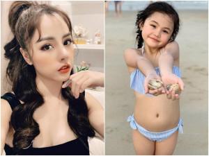 3 cặp mẹ và con gái xinh nhất nhì đài VTV khiến soái ca cũng si mê