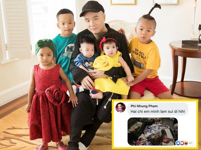 Sao Việt 24h: Cùng độc thân nuôi một đàn con, Phi Nhung muốn làm thông gia với Đỗ Mạnh Cường