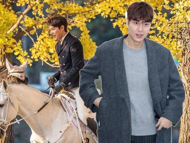 Giảm cân chỉ bằng trái cây như Lee Min Ho: từ ông chú hóa bạch mã hoàng tử