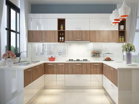 Các mẫu tủ bếp hiện đại dự đoán là xu hướng 2020 cho nhà thêm tiện nghi và sang trọng