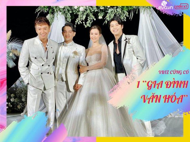 Gia đình văn hóa tái hợp tại đám cưới Đông Nhi - Ông Cao Thắng quyền lực thế nào?