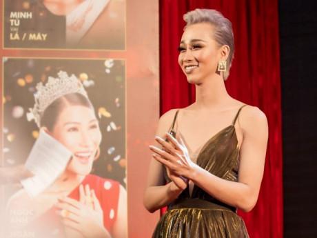 Hải Triều: Để nổi bật giữa dàn người đẹp thì mình phải độc