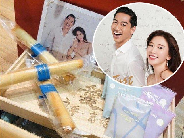 Là siêu mẫu đắt giá nhất xứ Đài nhưng đám cưới người đẹp này lại đơn giản đến khó tin