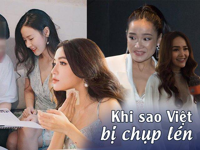 Không qua hậu kỳ, loạt hình chụp các người đẹp Việt bằng camera thường khiến dân tình ngơ ngác