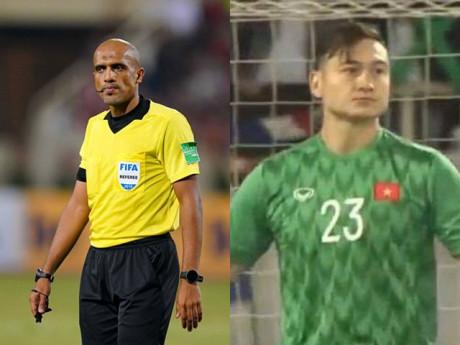 Fan quốc tế phẫn nộ trước quyết định của trọng tài, hết lời khen ngợi thủ thành Văn Lâm