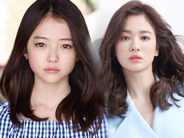 Mẫu nhí đẹp nhất thế giới nổi như cồn vì nhan sắc lai giữa Song Hye Kyo và Jennie (Blackpink)