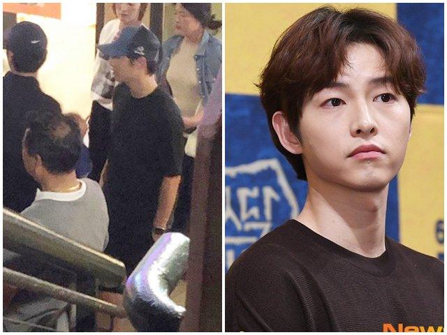 Ngôi sao 24/7: Bỏ Song Hye Kyo được 4 tháng, Song Joong Ki thay đổi như thế nào?