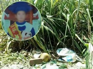 Mẹ kế bình thản nói chuyện với hàng xóm sau khi ra tay tàn độc với con riêng của chồng