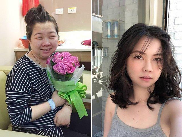 Sau sinh nặng 83kg, bà mẹ bỗng hoá mỹ nhân, không ai tin nổi là cùng một người