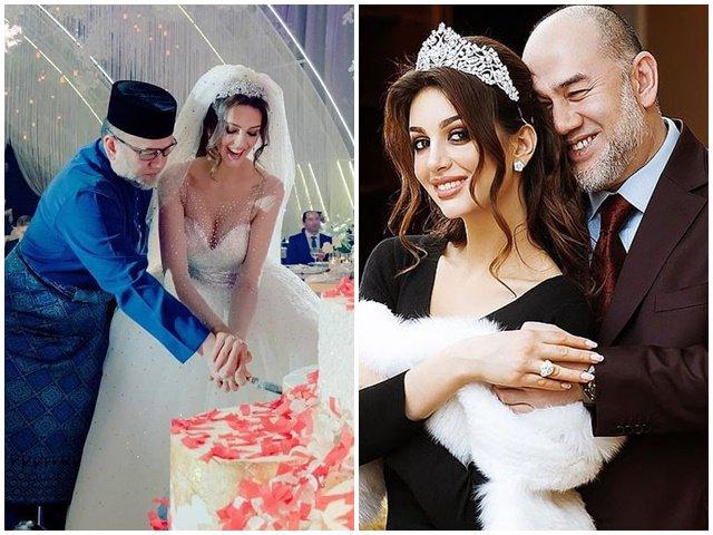 Hoa khôi Nga làm hoàng hậu 46 ngày khiến chồng thoái vị, bị ly hôn vì con không giống bố