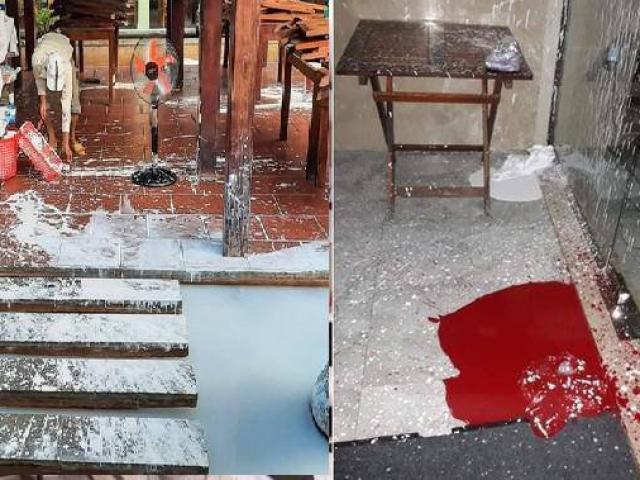 Manh mối bí ẩn vụ vợ chồng doanh nhân bị kẻ lạ tấn công bằng chất bẩn ở Hội An