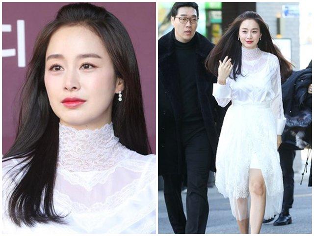 Đẻ 2 con đẹp như Kim Tae Hee, dễ hiểu vì sao Bi Rain bỏ tất cả về với vợ