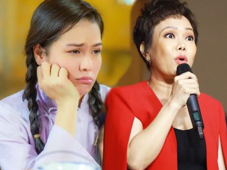 Lý do gì khiến Tiếng Sét Trong Mưa mất hút, Việt Hương bức xúc chất vấn BTC Ngôi Sao Xanh?