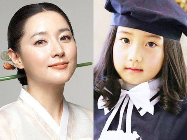Là báu vật Hoàng cung nhưng Lee Young Ae lại bị con gái phũ không thương tiếc