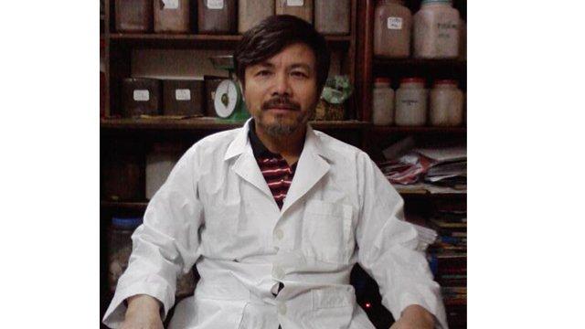 Lương y Lê Xuân Hải