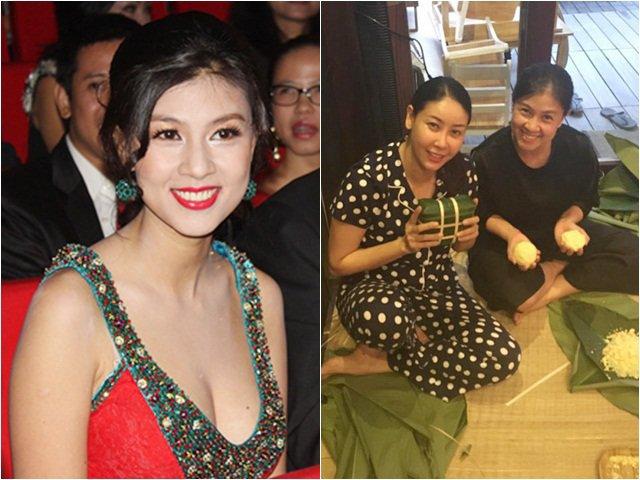 Diễn viên Kim Thư: Từ bà trùm ở nhà 3 triệu USD đến bán xôi, lập nghiệp ở tuổi U40