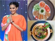 """Bếp Eva - """"Mỹ nhân ăn chay hấp dẫn nhất châu Á"""" làm món nào cũng khiến chị em trầm trồ, thán phục"""