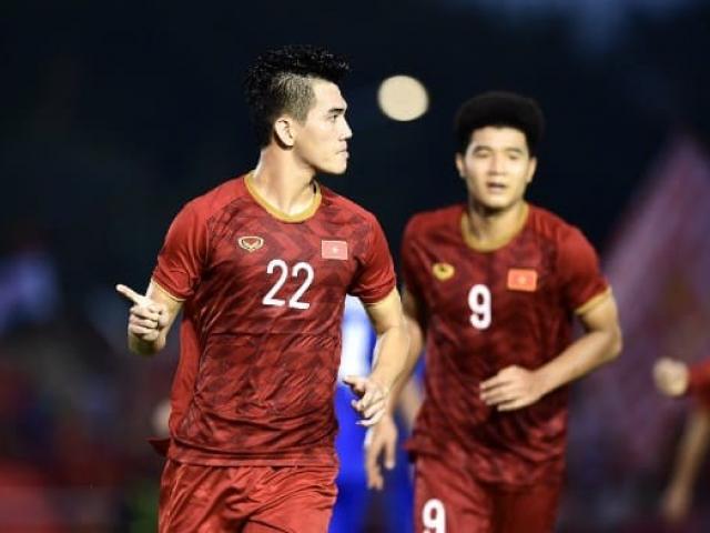 Sau 10 năm chờ đợi, U22 Việt Nam chính thức bước vào chung kết SEA Games 30