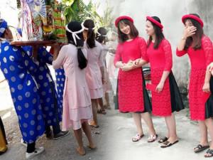 Giận tím người trước những màn lên đồ lôi thôi, kém duyên của dàn bê quả ngày cưới