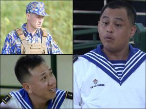 Sao nhập ngũ: Huy Khánh và Bê Trần bị phạt do ăn mận, không hoàn thành nhiệm vụ