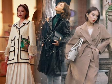 Gợi ý mix đồ với 4 kiểu áo khoác giúp các nàng rạng rỡ trong mùa đông