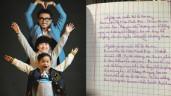 """Con trai Hứa Minh Đạt - Lâm Vỹ Dạ làm khán giả """"tan chảy"""" vì bài văn tả bố"""